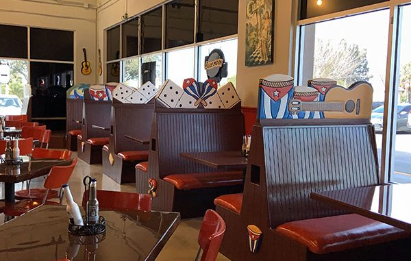 Las Palmas Cuban Restaurant is one of several restaurants reopening next week.