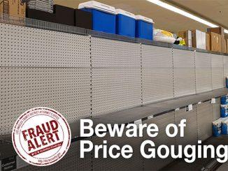 Price Gouging in Sebastian, Florida.