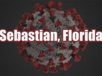 Latest coronavirus update in Sebastian, Florida.