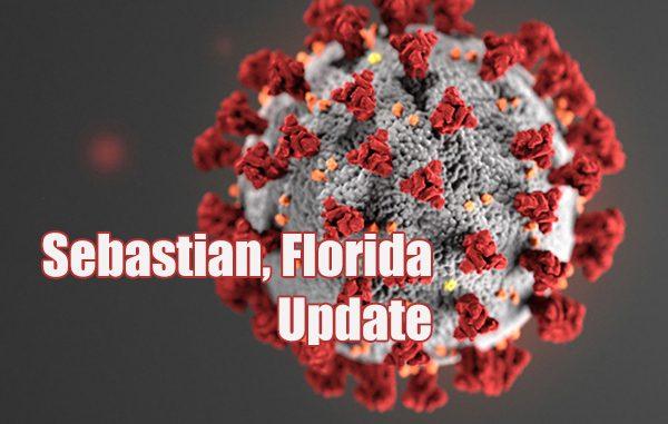 COVID-19 Update in Sebastian, Florida.