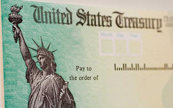 Stimulus Checks Next Week