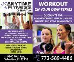 Anytime Fitness of Sebastian