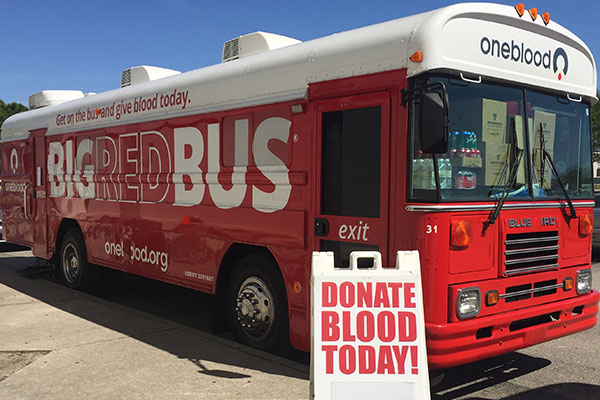 Indian River Blood Mobile