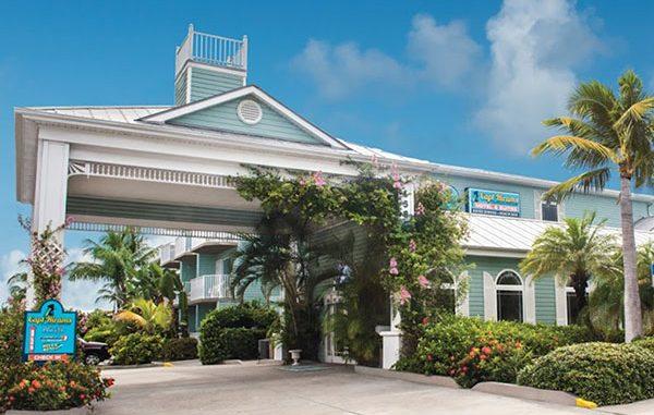 Captain Hirams Hotel in Sebastian, Florida.