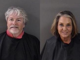 Damien Gilliams and Pamela Parris arrested.