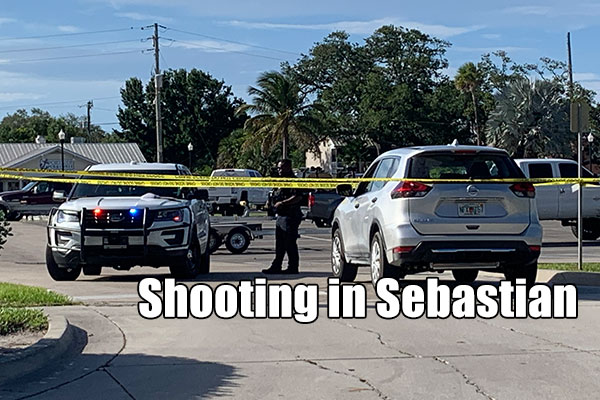 Shooting in Sebastian, Florida.