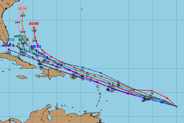 Invest 92L Tracking and Path