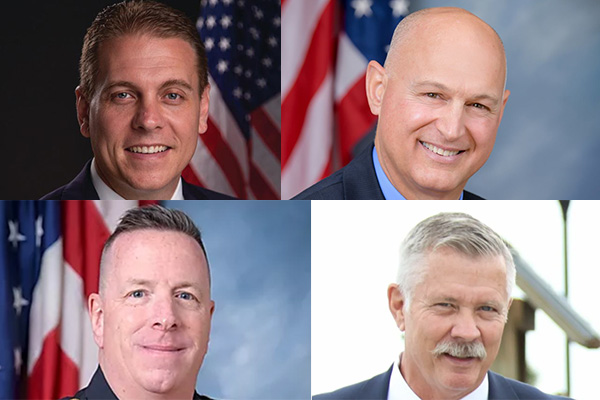 2020 Indian River County Sheriff Candidates