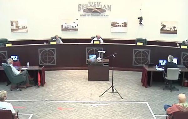 Sebastian City Council
