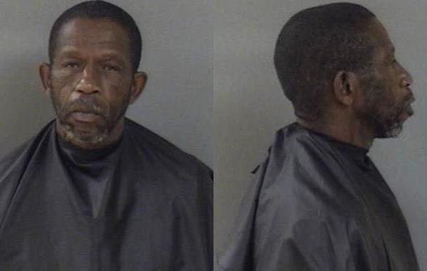 Bernard Wesley McPhee arrested for armed robbery in Fellsmere, Florida.