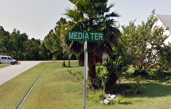 Drive-by shooting in Sebastian, Florida.