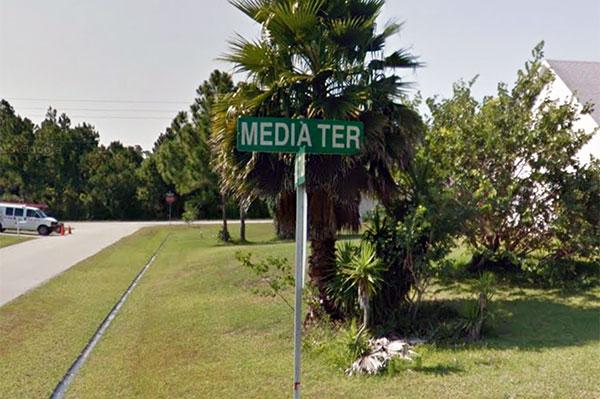 Drive-by shooting in Sebastian, Florida.