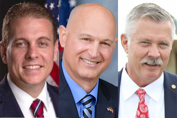IRC Sheriff's candidates answer questions about Sebastian, Florida.