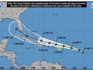 Tropical Depression Thirteen