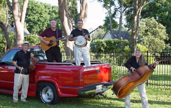 Sandy Back Porch Bluegrass