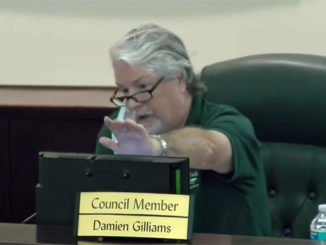 Damien Gilliams tries to apply for a 2nd business grant from the City of Sebastian.