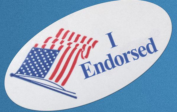 Candidate Endorsing
