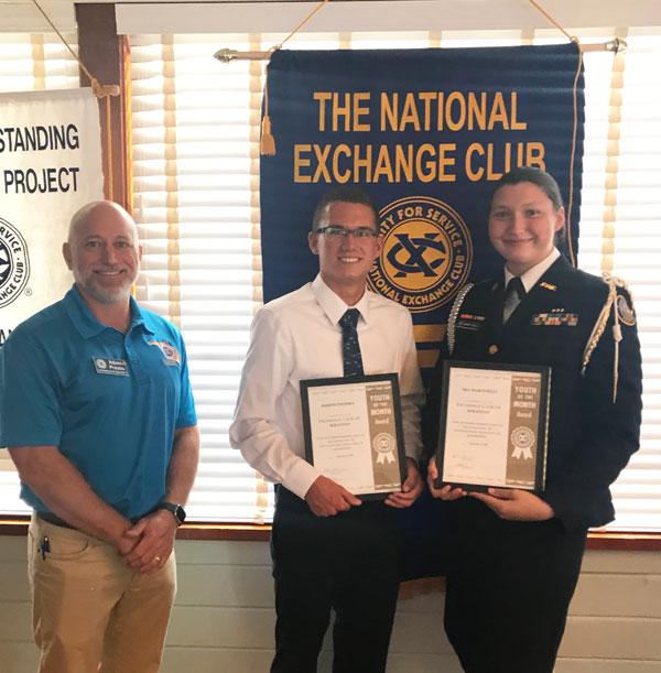 Exchange Club of Sebastian Awards