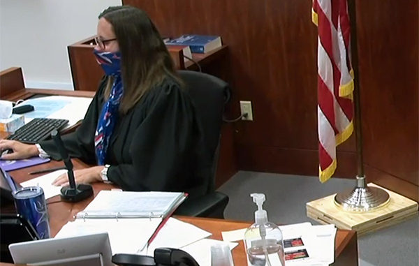 Judge Nicole Menz