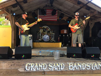 Live entertainment this weekend in Sebastian, Florida.