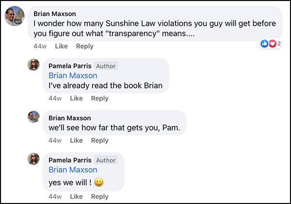 Pamela Parris