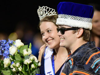Tinley Billings and Kyle McLaughlin (Photo credit: Ted Kwarchak)