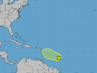 Tropics update