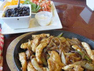 Restaurant Health Inspections (Fajitas at Las Palmas Cuban Restaurant)