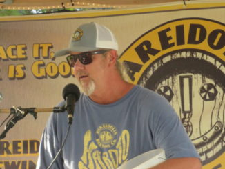 Pete Anderson of Pareidolia Brewing Company