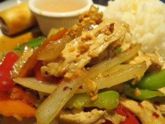 Wasabi Thai Sushi in Sebastian.