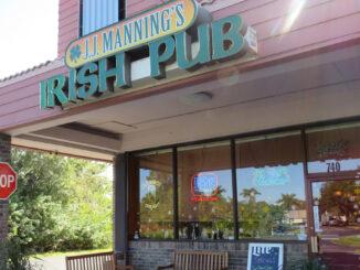 JJ Mannings Irish Pub