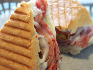 Lunch at the Sebastian Sandwich Shack.
