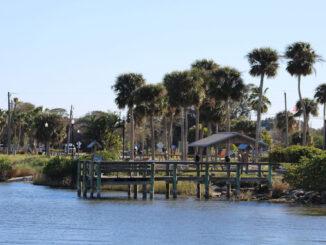 Riverview Park in Sebastian, Florida.