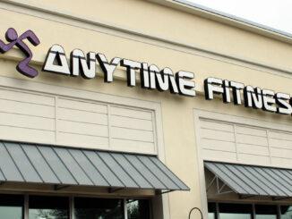 Anytime Fitness in Sebastian, Florida.