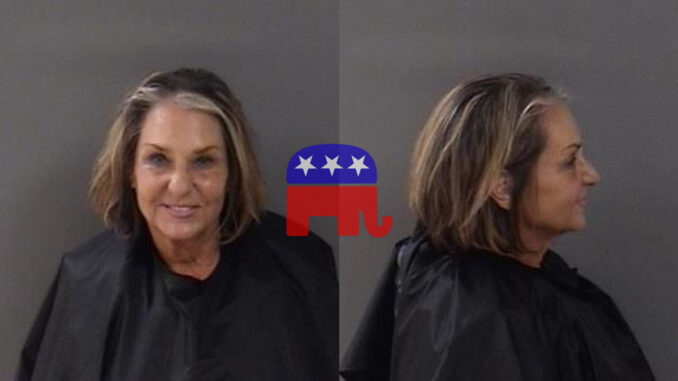 Pamela Parris wants to serve on the Republican Executive Committee.