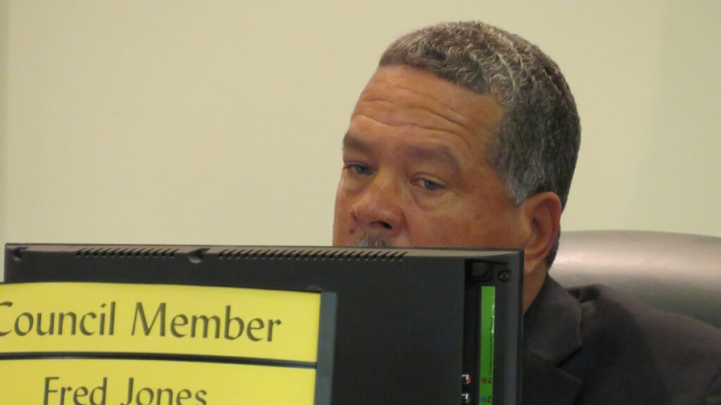 Councilman Fred Jones