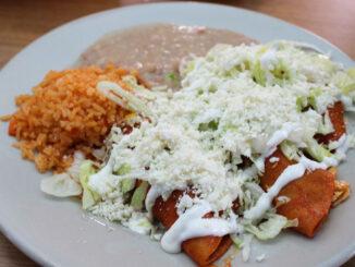 Las Tapatias Mexican Restaurant in Fellsmere, Florida.