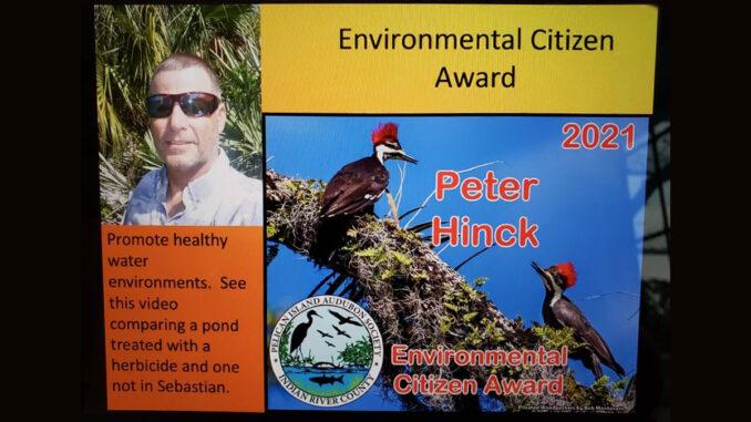 Environmental Citizens Award