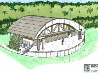 ELC's new event pavilion