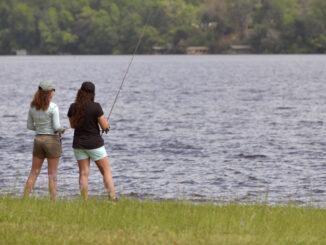 License-free fresh water fishing