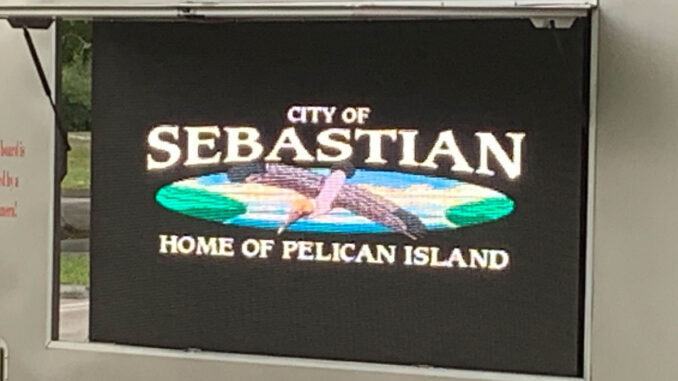 New electronic marquee signs will replace the old ones at Riverview Park and City Hall.