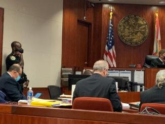 Damien Gilliams and Pamela Parris criminal trial.