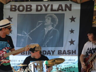 Bob Dylan's 80th birthday party in Sebastian, Florida.