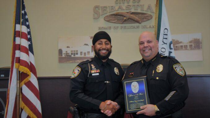 Officer Tegpreet Singh