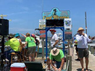 Blue Water Open Fishing Tournament
