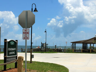Fisherman's Landing in Sebastian, Florida