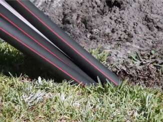 FPL to install underground power lines in Sebastian, Florida.