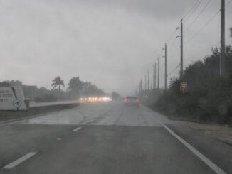 Weather in Sebastian, Florida.