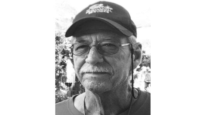 Robert Lee Griffin of Sebastian, Florida.