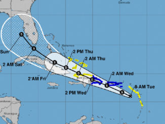 Tropical Storm Fred Tracking